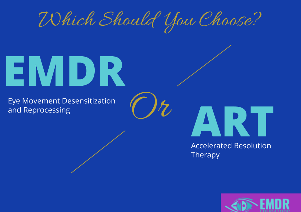 EMDR or ART: Which Should You Choose?